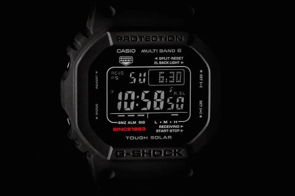 6653a5c48f03 As noted in our original article about the G-Shock GW-5035A-1 35th  Anniversary Origin Tribute Watch