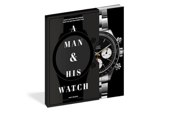 A Man & His Watch Book