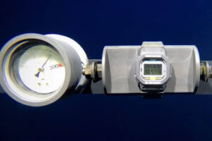 G-Shock DW-5600 200-Meter Water Resistance Real World Test