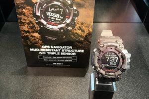 G-Shock Rangeman GPR-B1000-1 with GPS Navigator 2017 2018
