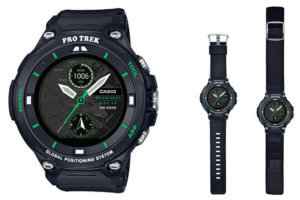 Pro Trek WSD-F20X Limited Winter Sports Edition U.S. Release