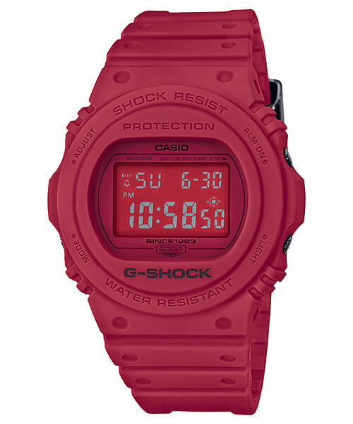 G-Shock DW-5735C-4 35th Anniversary Red Out Edition