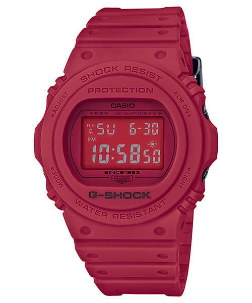 G-Shock DW-5735C-4 Kỷ niệm 35 năm bản Red Out Edition