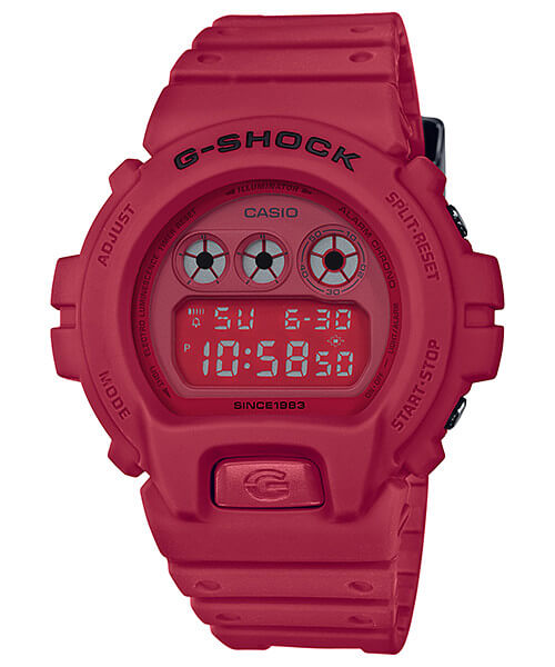 G-Shock DW-6935C-4 35th Anniversary Red Out Edition
