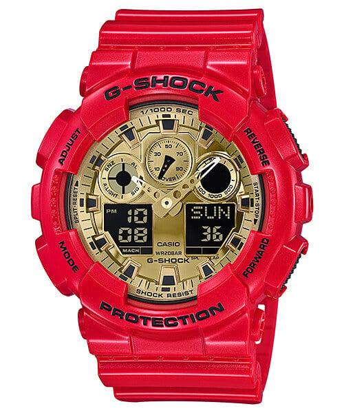 G-Shock GA100VLA-4A