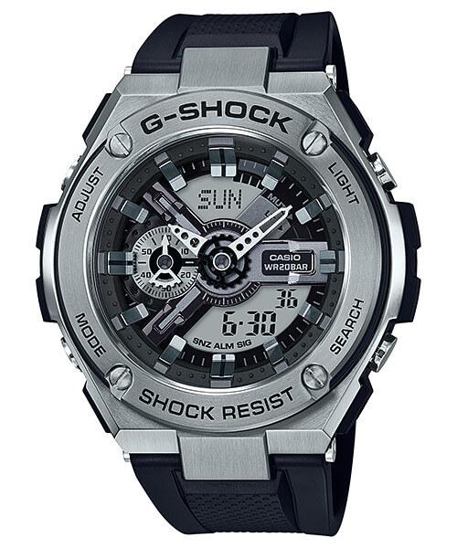 G-Shock G-STEEL GST-410-1A