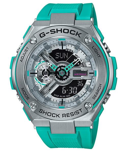 G-Shock G-STEEL GST-410-2A