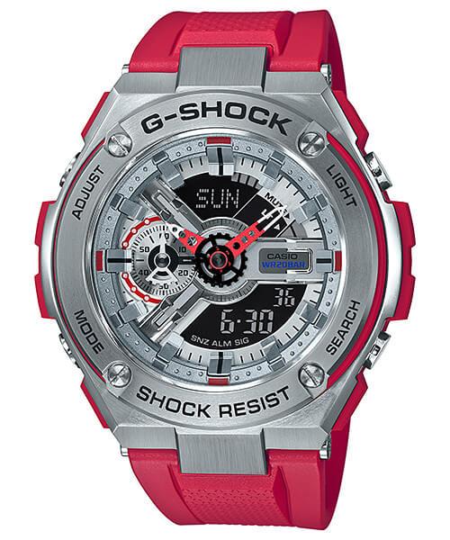 G-Shock G-STEEL GST-410-4A