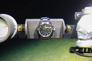 G-Shock MR-G 'Challenge The Limits' Torture Tests