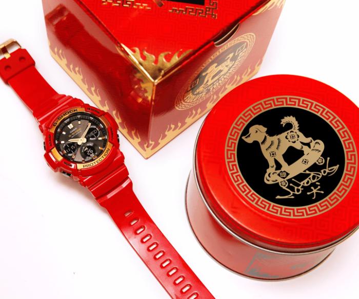 G-Shock GAW-100CX-4A Box