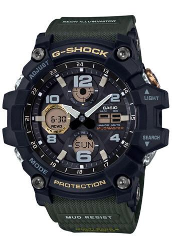 G-SHOCK GWG-100-1A3 MUDMASTER
