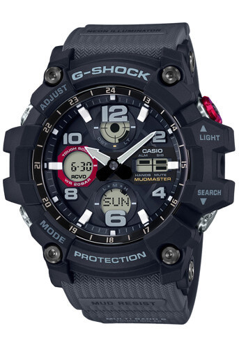 G-SHOCK GWG-100-1A8 MUDMASTER
