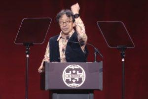 Kikuo Ibe's Speech at G-Shock 35th Anniversary in NYC