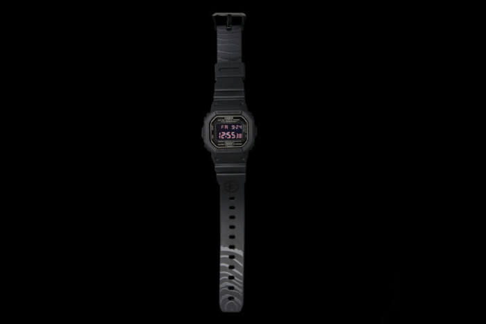 Shelflife x G-Shock DW5600SL1DR Collaboration Watch