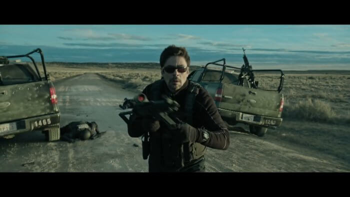 Sicario 2: Soldado Benicio del Toro G-Shock Watch