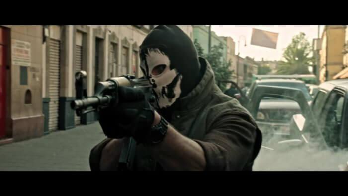 Sicario 2: Soldado G-Shock Watch