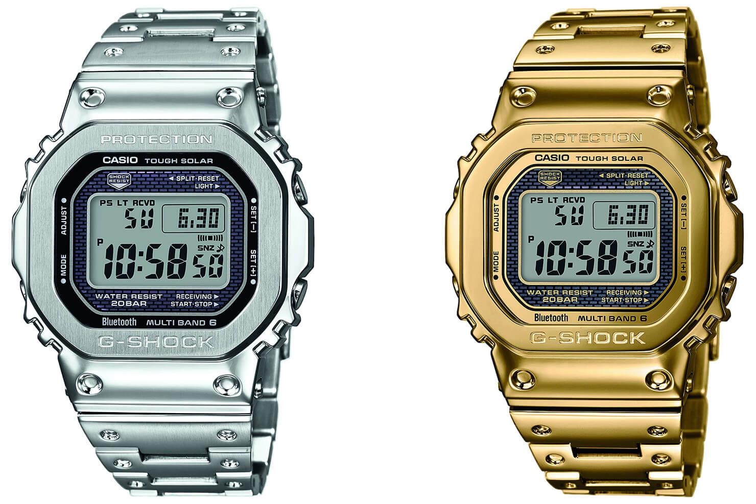90d357f5727c Full-Metal G-Shock GMW-B5000  GMW-B5000D-1   GMW-B5000TFG-9 ...