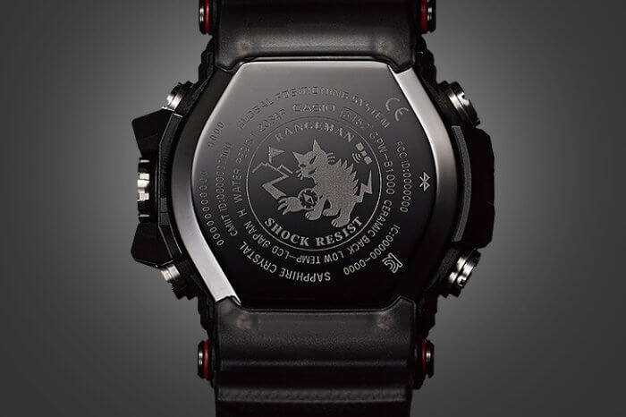 G-Shock Rangeman GPR-B1000 Ceramic Case Back