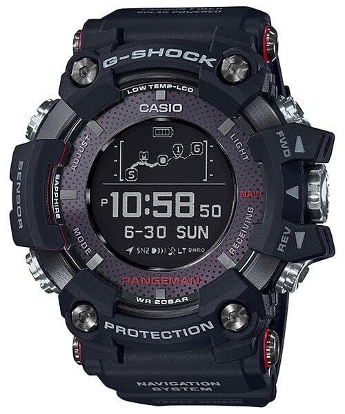 G-Shock GPR-B1000-1 Rangeman