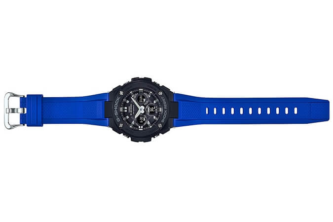 G-Shock G-STEEL GST-S300G-2A1 Blue Bands