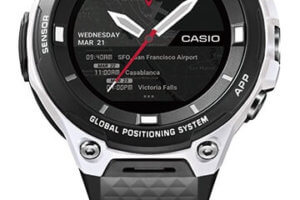 Casio Pro Trek WSD-F20-WE