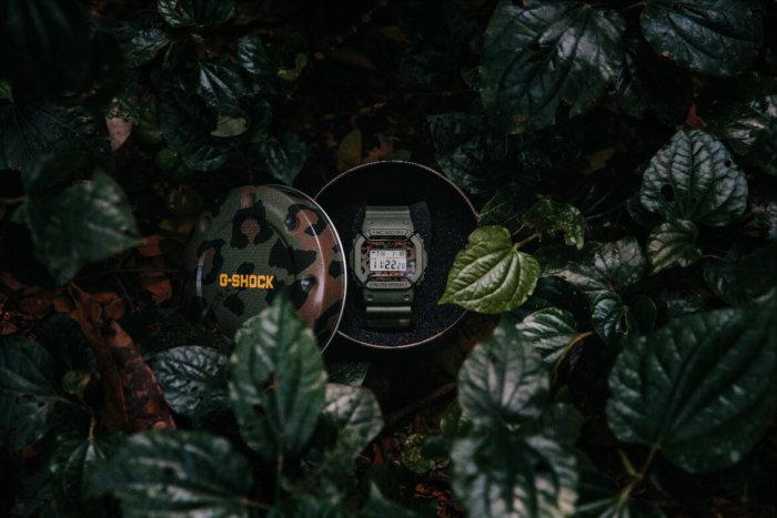 SBTG x G-Shock DW-5600 2018
