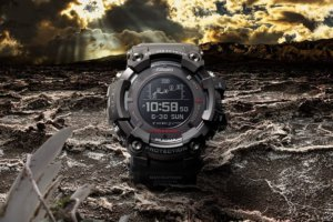 G-Shock Rangeman GPR-B1000-1 Survival Watch with GPS Navigation