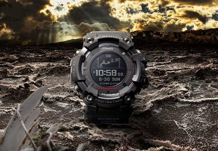 G-Shock Rangeman GPR-B1000-1 Survival Watch with GPS Navigation