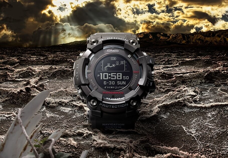 Model G-Shock Rangemen Merecik