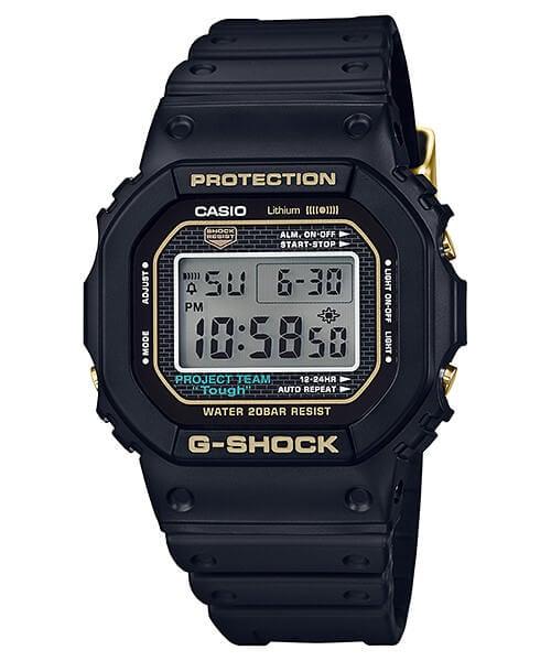 G-Shock DW-5035D-1B Origin Gold