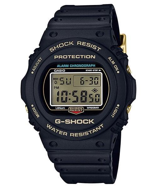 G-Shock DW-5735D-1B Origin Gold