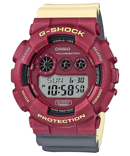 G-Shock GD-120NC-4