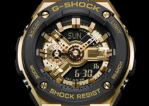 G-Shock G-STEEL GST-400G-1A9 Face