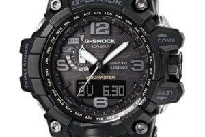 G-Shock GWG-1000-1A1 Mudmaster