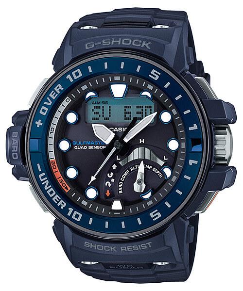 G-Shock GWN-Q1000A-2A Gulfmaster
