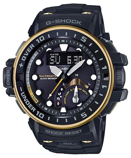 G-Shock GWN-Q1000GB-1A Gulfmaster