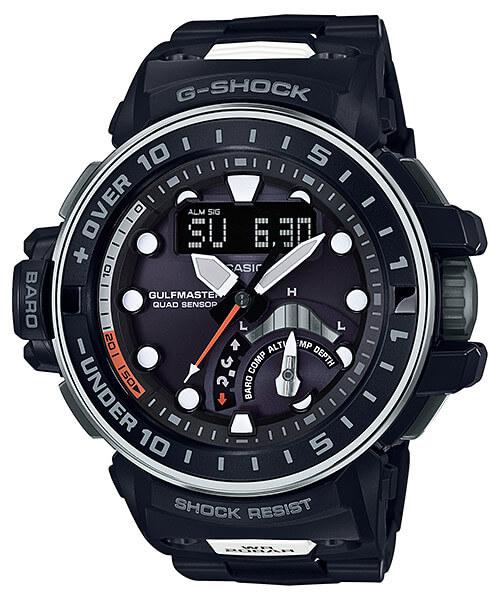 G-Shock GWN-Q1000MCA-1B Gulfmaster