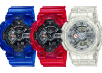 G-Shock GA-110CR Coral Reef Color