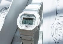 Yu Nagaba x G-Shock DW-5600 from Beams