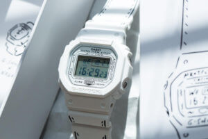 Yu Nagaba x G-Shock DW-5600 from Beams