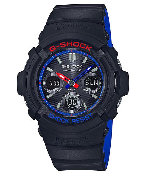 G-Shock AWG-M100SLT-1A