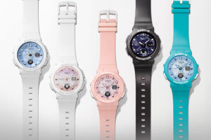 Baby-G BGA-250 Beach Series