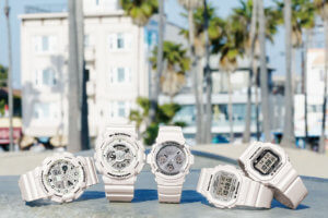 G-Shock Marine White Series Summer 2018