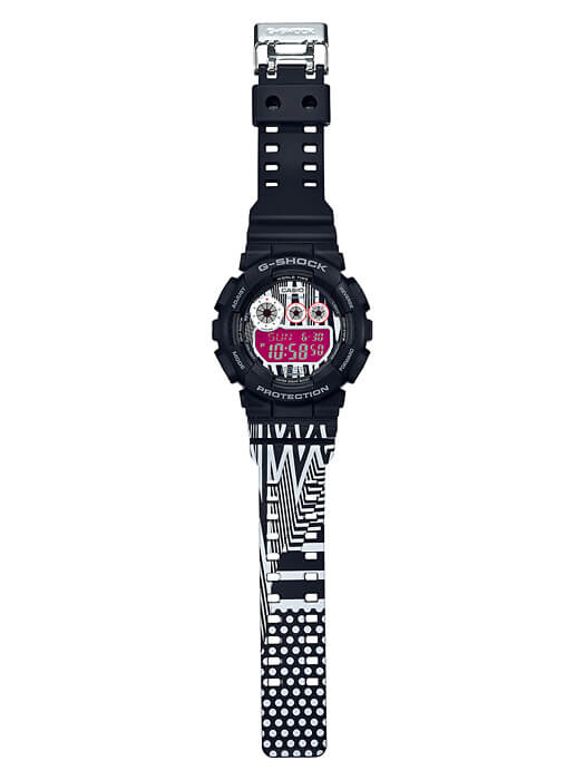 Marok x G-Shock GD-120LM-1A Band