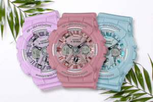 G-Shock GMAS120DP Pastel Series