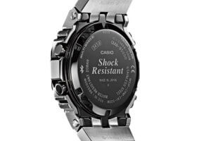 G-Shock GMW-B5000D-1 Screw-Lock Case Back
