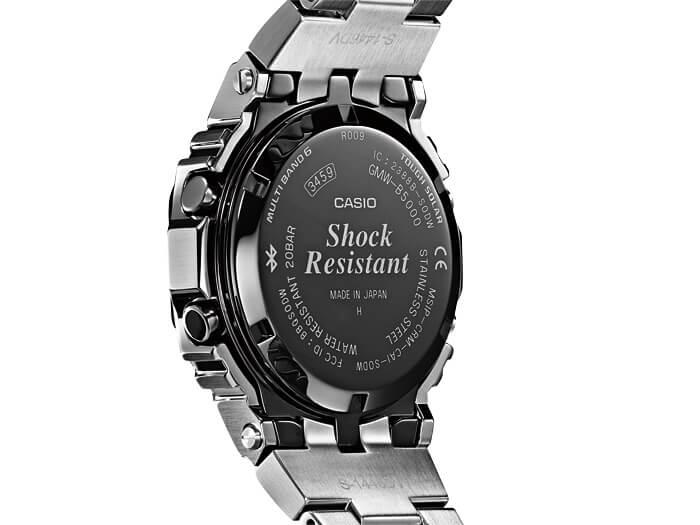 8dafaec955d Full-Metal G-Shock GMW-B5000  GMW-B5000D-1   GMW-B5000TFG-9 ...