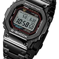 G-Shock GMW-B5000TFC-1 with DLC Coating