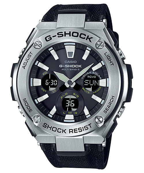 G-Shock G-STEEL GST-W130C-1A