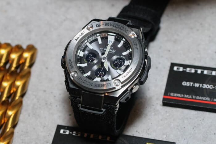 G-Shock G-STEEL GST-W330C-1AJF